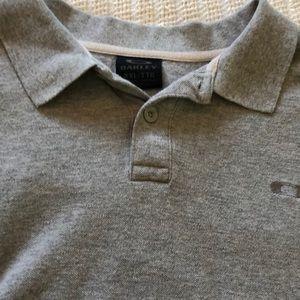 Oakley Men's Polo shirt. XXL Gray